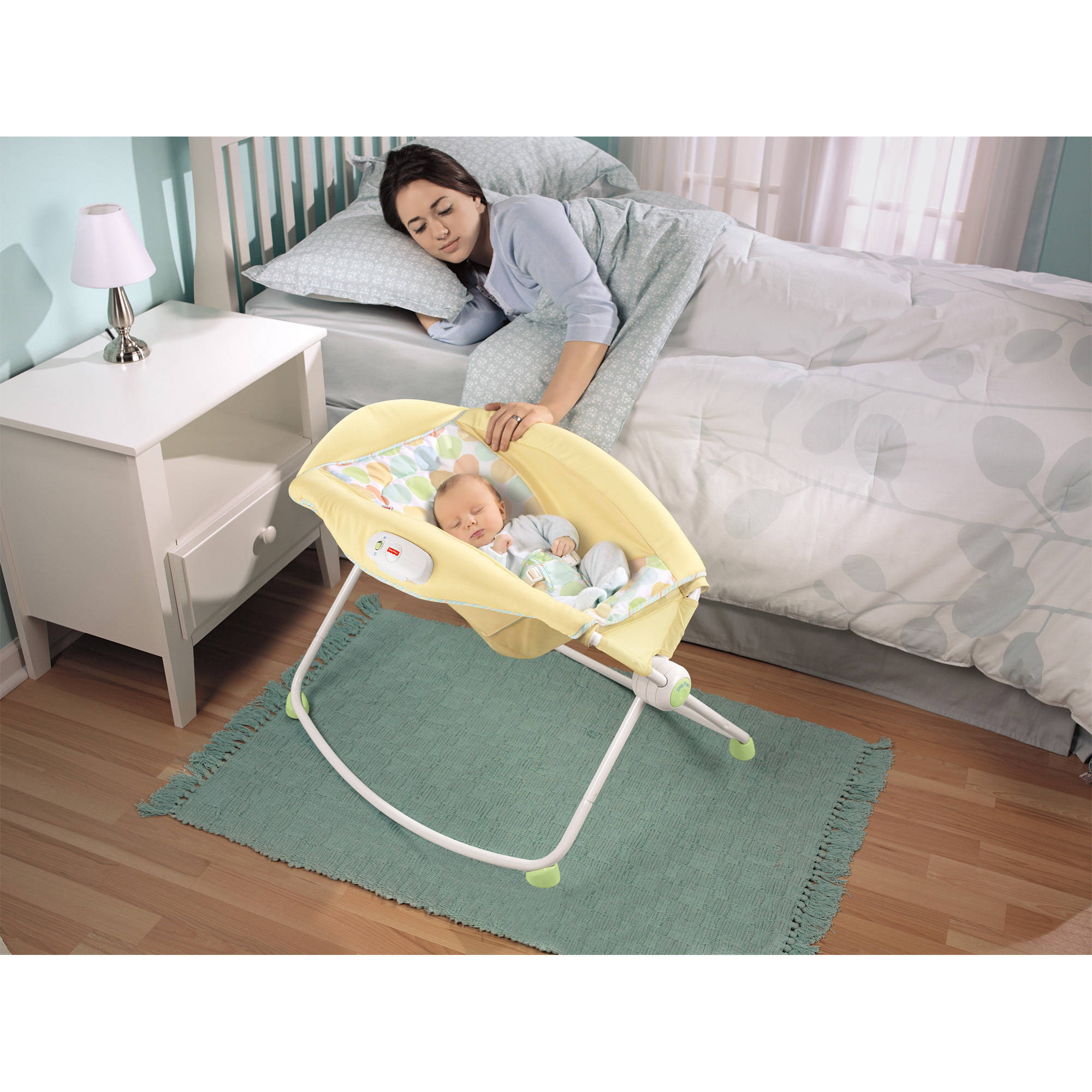 Rock N Play Sleeper Vs Bassinet Baby Gear Centre