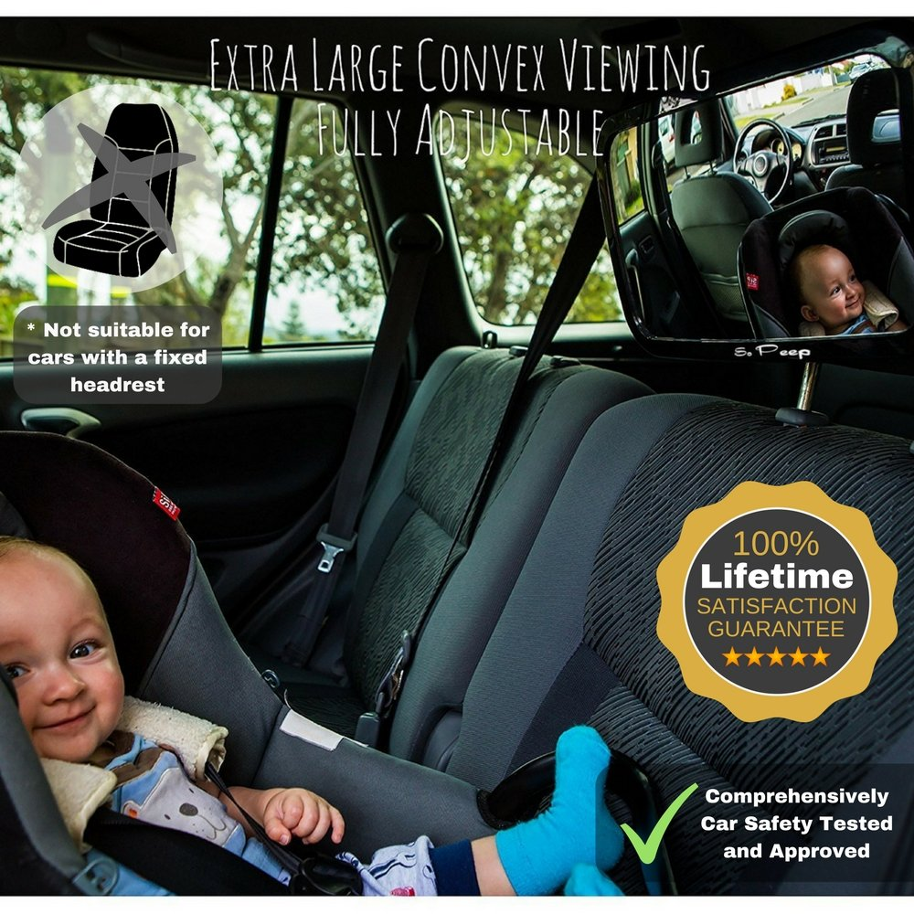 There Is Another Remarkable Brand Available In The Market When It Comes To Rear Facing Car Seat Mirrors Keeping Safety Of Baby Mind